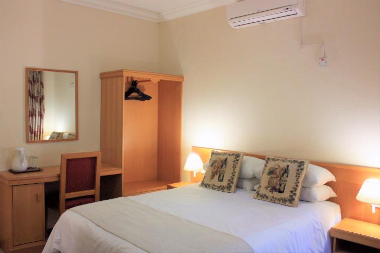 Syringa Lodge Standard Room
