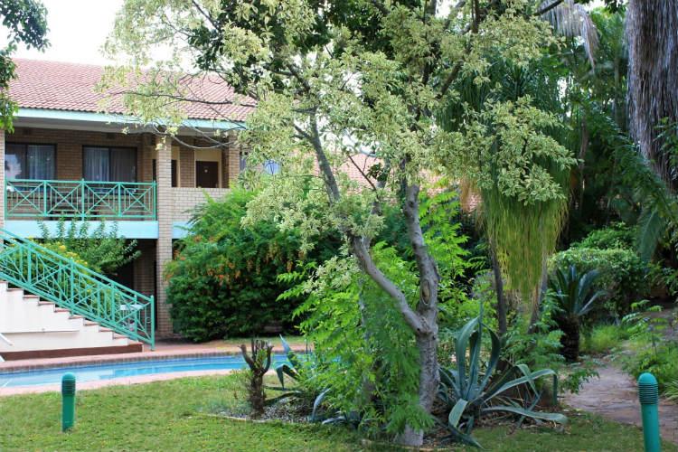 Syringa Lodge