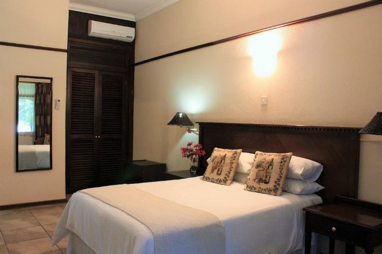 Syringa Lodge Luxury Room