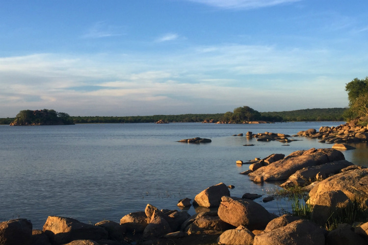 Letsibogo Dam